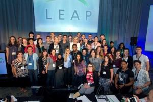 New LEAP group image copy