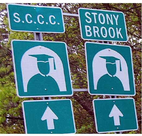 sccc-stony sign